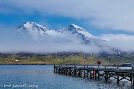 View across Eyjafjörður