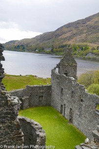 Loch Awe from Kilchurn Castle