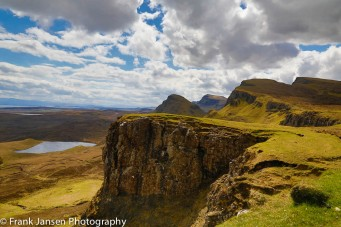 Skye from the Hills