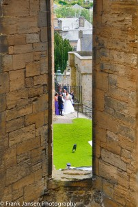 Wedding at Linlithgow