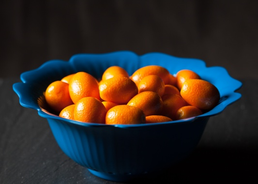 A Bowl of Kumquats