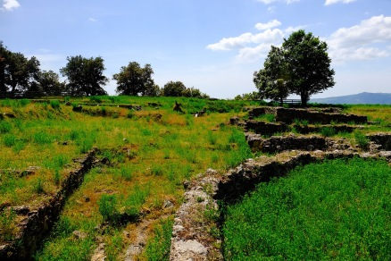 Etruscan Excavation