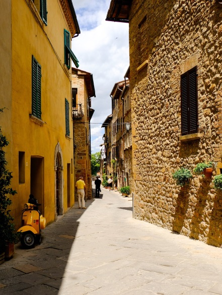 Streets of Montepulciano