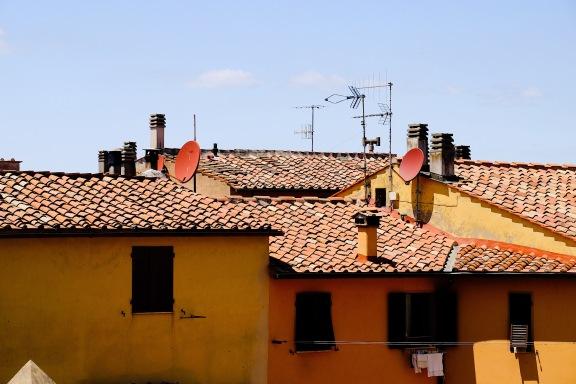 Rooftops of Massa Marittima
