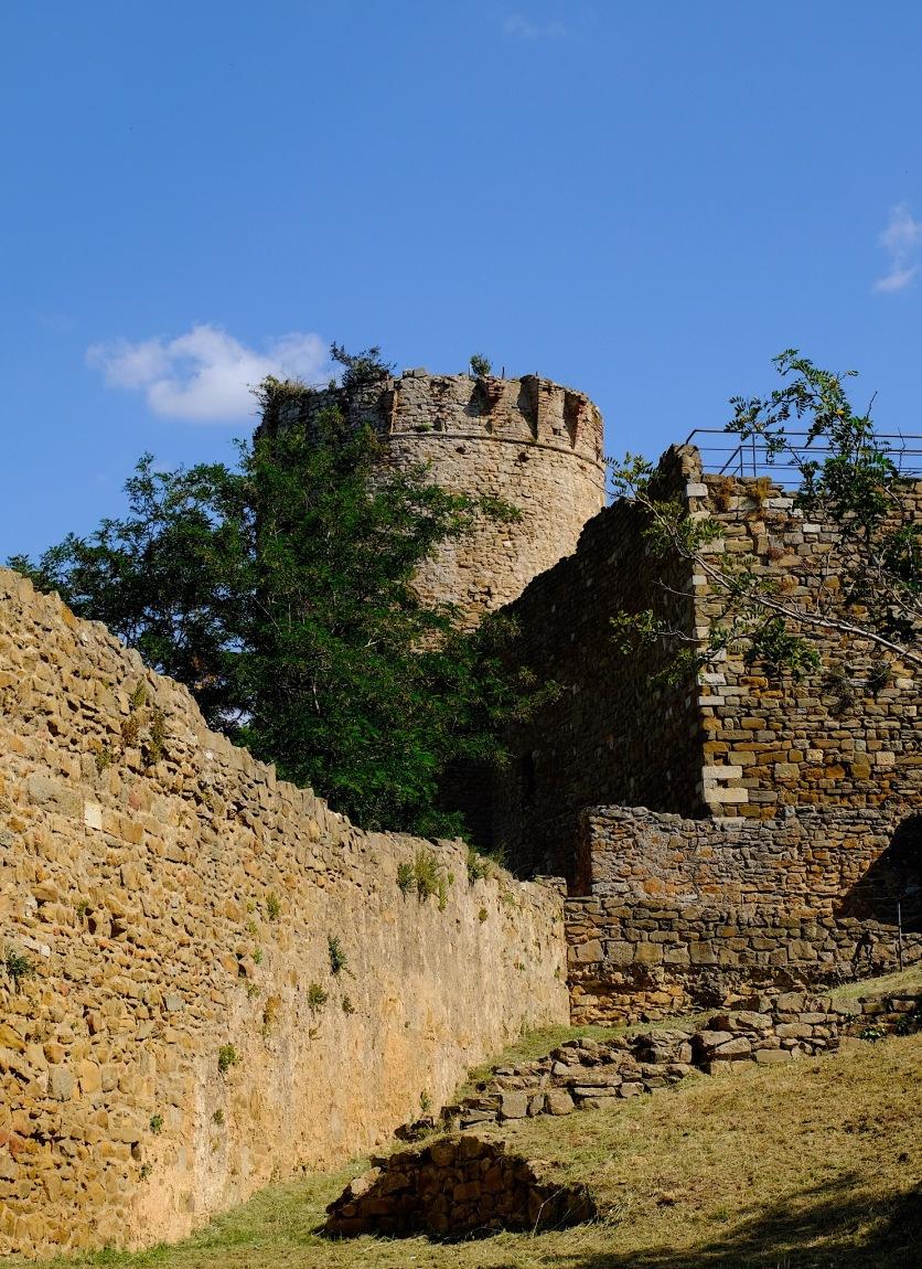 Rocca Aldobrandesca, Scarlino