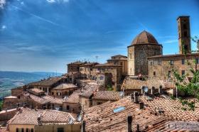 Looking over Volterra