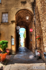 Small alleys