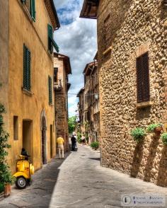 Vespa Street
