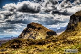 Golden hued Skye