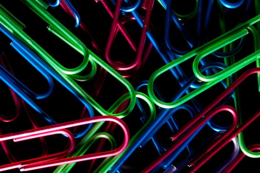 Paperclips-12x18